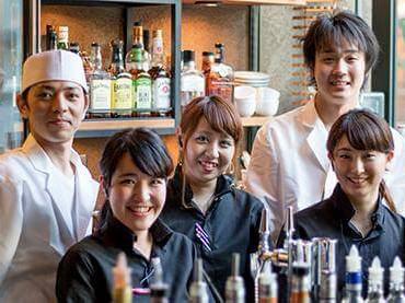 【恵比寿 バイト・ 社員募集】和食ダイニングバー 京 restaurant Ubcra main image