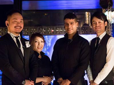 【恵比寿 バイト・アルバイト募集☆】イタリアン ラグシス aqua restaurant & bar LUXIS main image