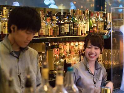 【恵比寿駅 バイト・社員募集☆】バーラウンジ メデューサ Restaurant & Bar Lounge MEDUSA main image