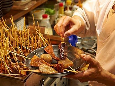 【小伝馬町 バイト・社員募集☆】おでん 季節料理と静岡おでん しんば sub1 image