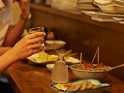 【小伝馬町 バイト・社員募集☆】おでん 季節料理と静岡おでん しんば sub4 image
