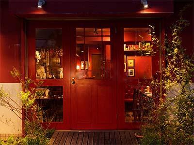 【六本木 アルバイト・社員募集 カフェ バー ビストロ】Cafe' Rouge カフェルージュ main image