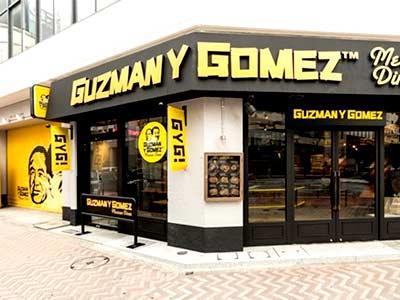 【渋谷 バイト・社員募集 メキシカンファストフード】Guzman y Gomez グズマン イ ゴメズ main image
