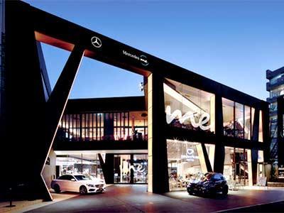 【六本木 バイト・社員大募集☆】メルセデスミートウキョウアップステアーズ Mercedes me Tokyo UPSTAIRS main image
