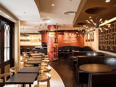 【イクスピアリのバイト・社員募集】 チョコレートカフェ MAX BRENNER CHOCOLATE BAR sub1 image