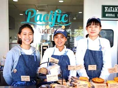 【鎌倉 七里ヶ浜バイト・社員募集 】パシフィックベーカリー Pacific Bakery main image
