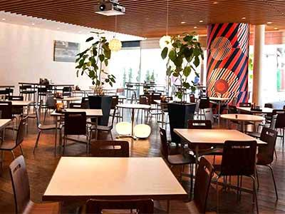 【六本木ヒルズ バイト・社員募集】ヒルズカフェ Hills Café/Space main image