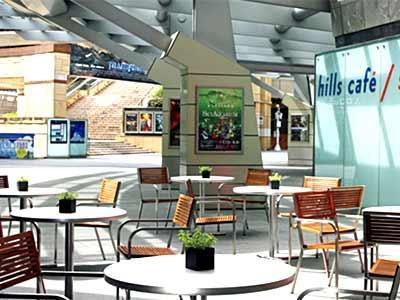 【六本木ヒルズ バイト・社員募集】ヒルズカフェ Hills Café/Space sub2 image