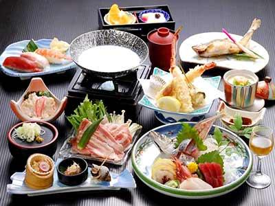 【本庄 社員・バイト募集】和食日本料理 うまいもの処 てんぐ茶屋 main image