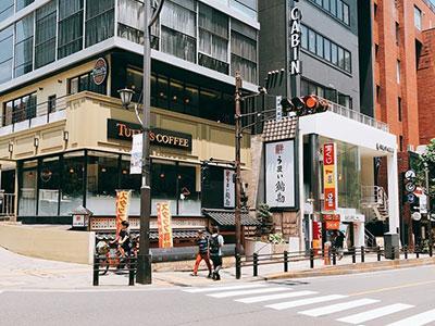 【赤坂 お寿司 社員・バイト募集】うまい鮨勘赤坂支店 main image