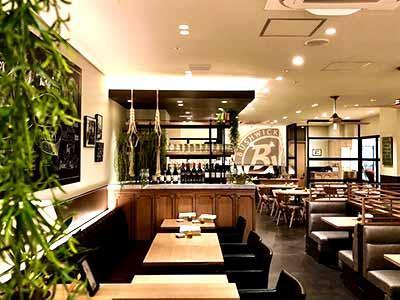 【アコルデ新百合ヶ丘でバイト・社員募集】Bushwick Bakery & Grill(ブッシュウィックベーカリー&グリル) main image